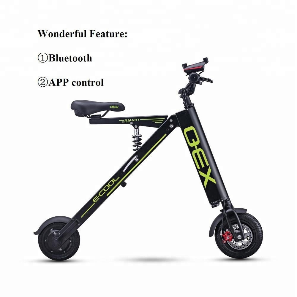 factory direct sell 21st electric scooter design racing adult electric motorcycle with seat 25km/h pocket scooter nice look