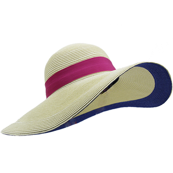 e6a22ccfeb7 Women Summer Wide Brim Beach Lady Floppy Hat Paper Straw Sea Side Hats  Forever 21