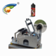 semi automatic label machine,manual round bottle labeling machine