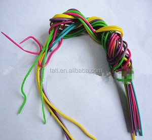 1mm to 5mm colorful silicone cord rope O ring rubber strip