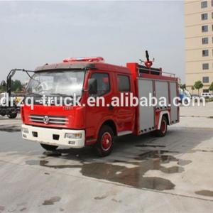 Dongfeng DLK fire fighting truck standard fire fighting truck dimensions  airport fire fighting truck