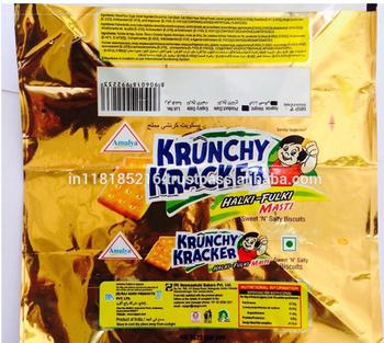 High Quality Krunchy Kracker Sweet 'n' Salty Biscuits
