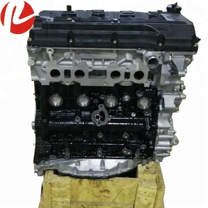 Hiace RZH 100 KDH 200 4Y 3L 5L 1KD 2KD 2TR 1TR Car Engine assembly long short 4 cylinder block parts