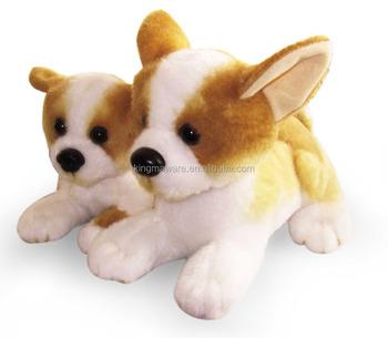 Realistic Plush Chihuahua Dog Toy Stuffed Chihuahua Plush Toy Plush
