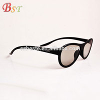 Promotion!! new model plastic circular polarized lg 3d glasses