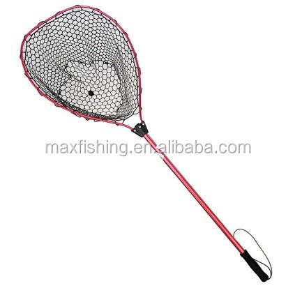 Australia usa bass fishing long handle landing nets buy for Long handle fishing net