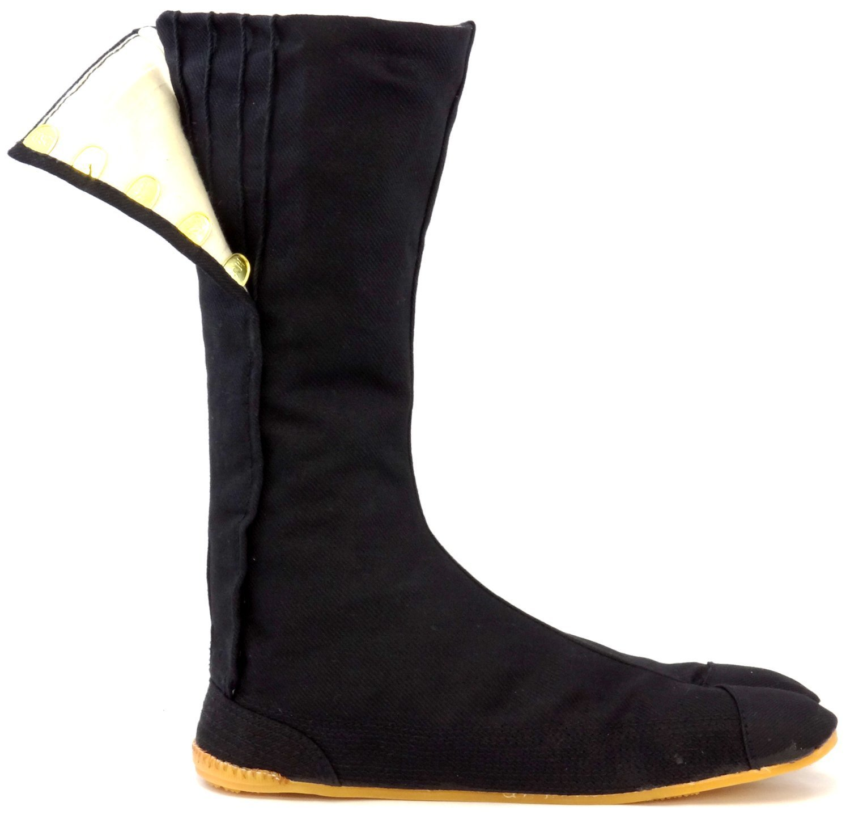 Rikio Spiked Tabi Shoes - Durable Jikatabi Ninja Boots (JP 28cm US Men Size 10 Women Size 11) (japan import) EiBKJg2xyt