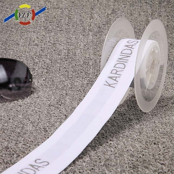 wholesale cotton/nylon/elastic/polyester jacquard ribbon/webbing strap manufacture in China with quality