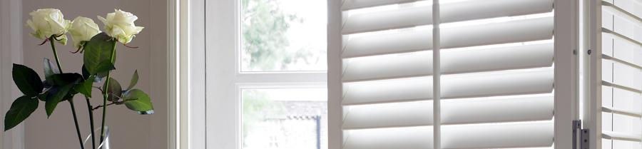 Unfinished Interior Window Shutter With Hiden Tilt Rod