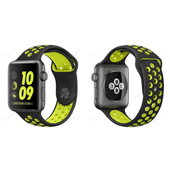 Amazon Hot Sale 38mm 42mm Watch Band For Apple Watch Silicon Bands ... 239654477