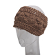 Custom jacquard latest hairband designs ear warmer head band knitted headband