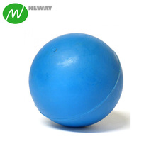 Solid Round Conductive 10 Mm Rubber Ball
