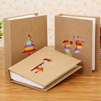 Creative 5/6/7 inch insert baby growth record album creative DIY photo album