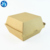 Chicken burger boxes,Kraft paper hamburger packaging box