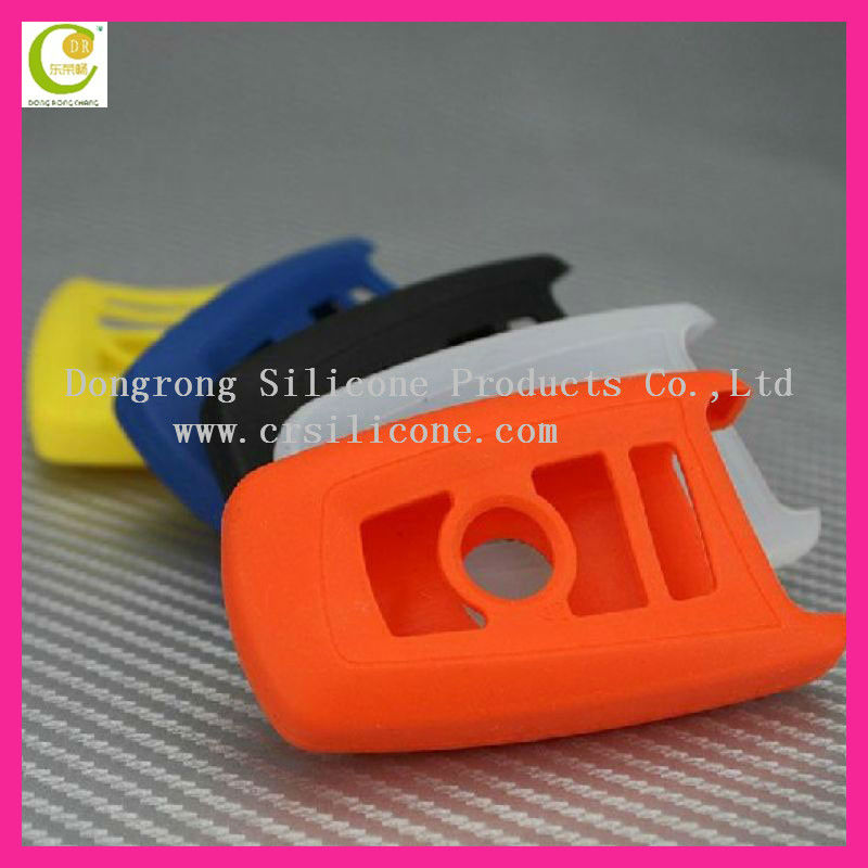 Perfect suitable silicone custom car key covers for BMW,silicone skin cover for car key,key cover for car remote