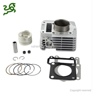 YBR125 Motorcycle Spare Parts Engine Cylinder Piston Kits