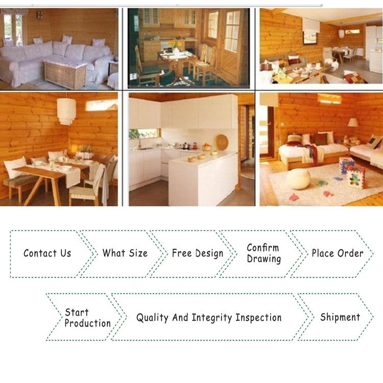Отличный дизайн сборный дом, сборный дом, деревянное домик