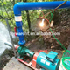 10kw brush induction hydro turbine generator, hydro electric generator, hydro power generator