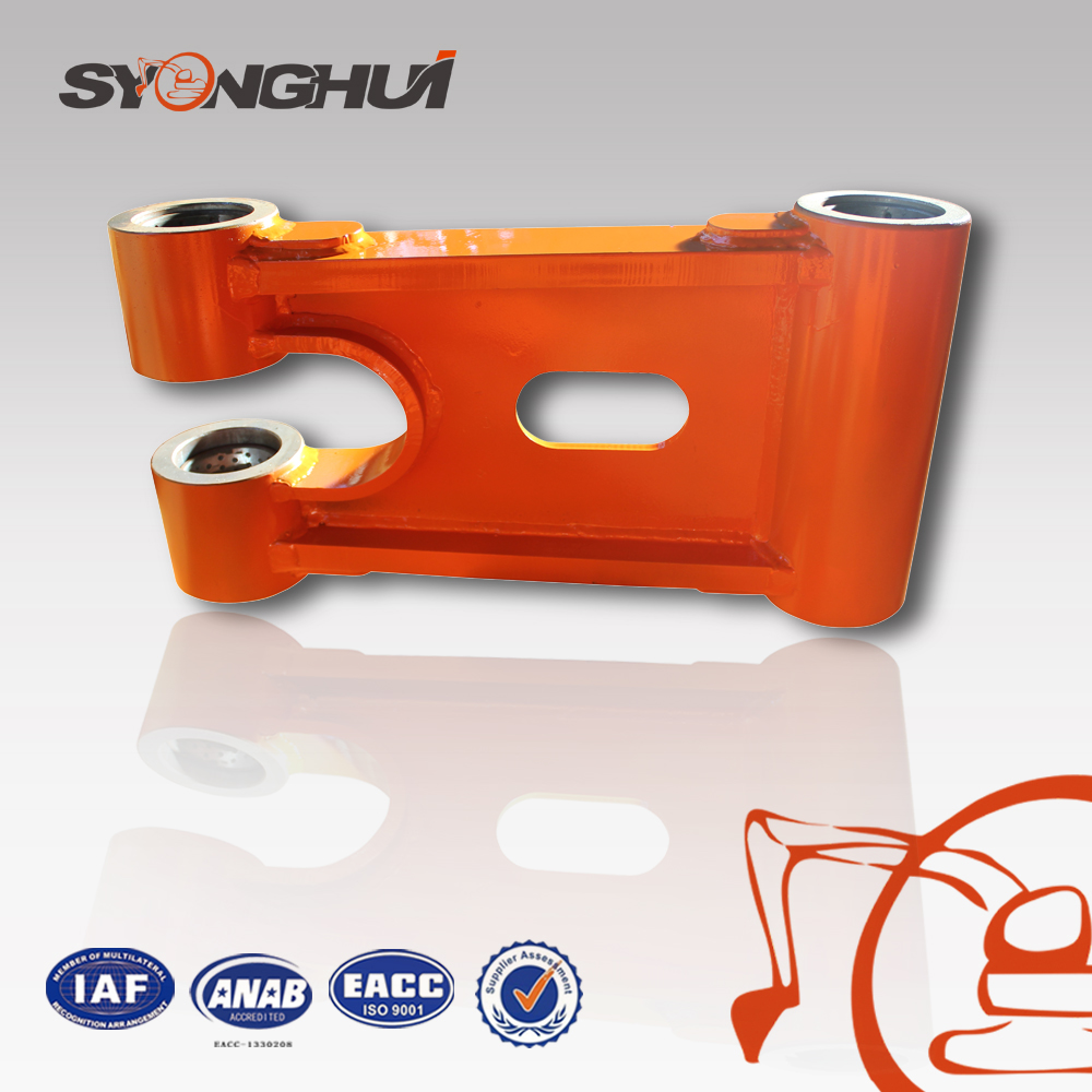 Supplier Excavator Support Arm H Link Professional Excavator Bucket Link For PC/ZAX/SK/EX