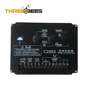 Generator Electronic Governor C2002 Speed Control Unit