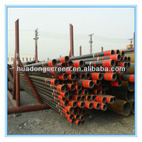 HuaDong API K 55 seamless steel casing pipe