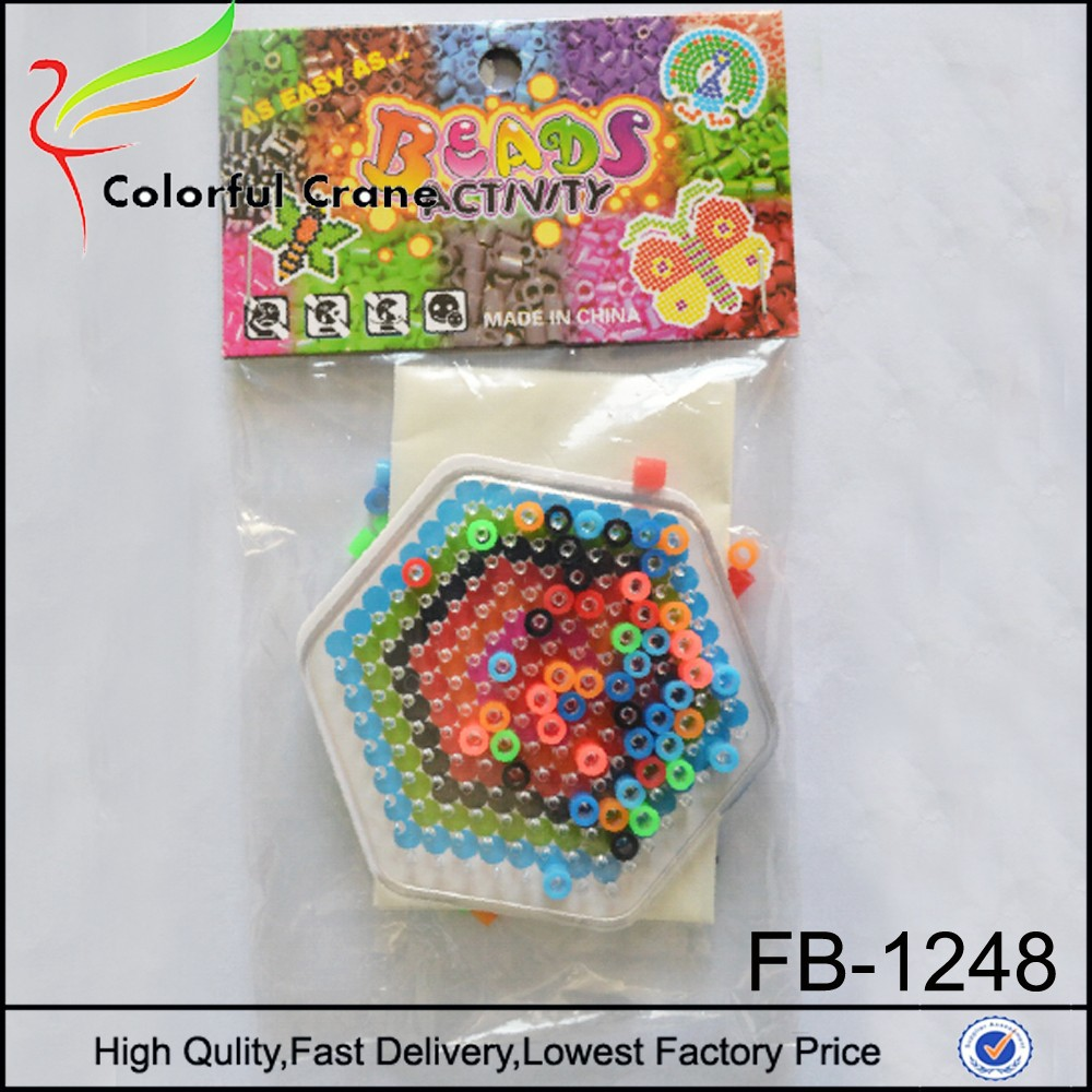 New Design Fashionable Magic Bead Perler Bead Hama Beads