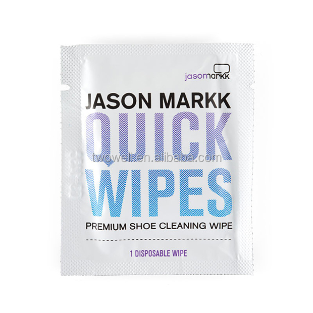 For once cleaning polish shoe wipes