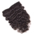 Grade AAAAA hot sale clip deep wave hair extensions, shedding free virgin curly clip in human hair topper remy
