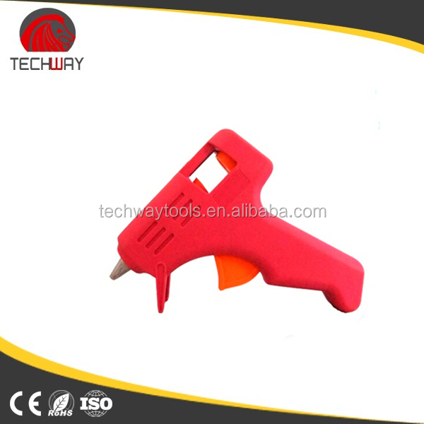 rechargeable hand craft hot melt glue gun