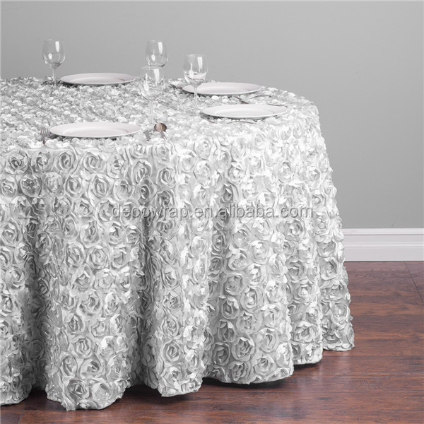 Marvelous Satin Rose Table Cloth, Satin Rose Table Cloth Suppliers And Manufacturers  At Alibaba.com