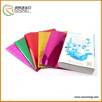 school children plastic exercise book english book covers laser book cover