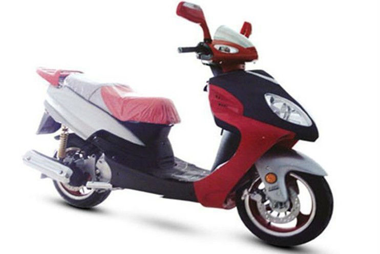 150cc family used Scooter