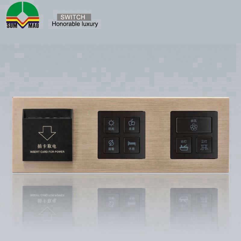 125v 15a mk wall roller shutter wall momentary push button membrane pushbutton switch
