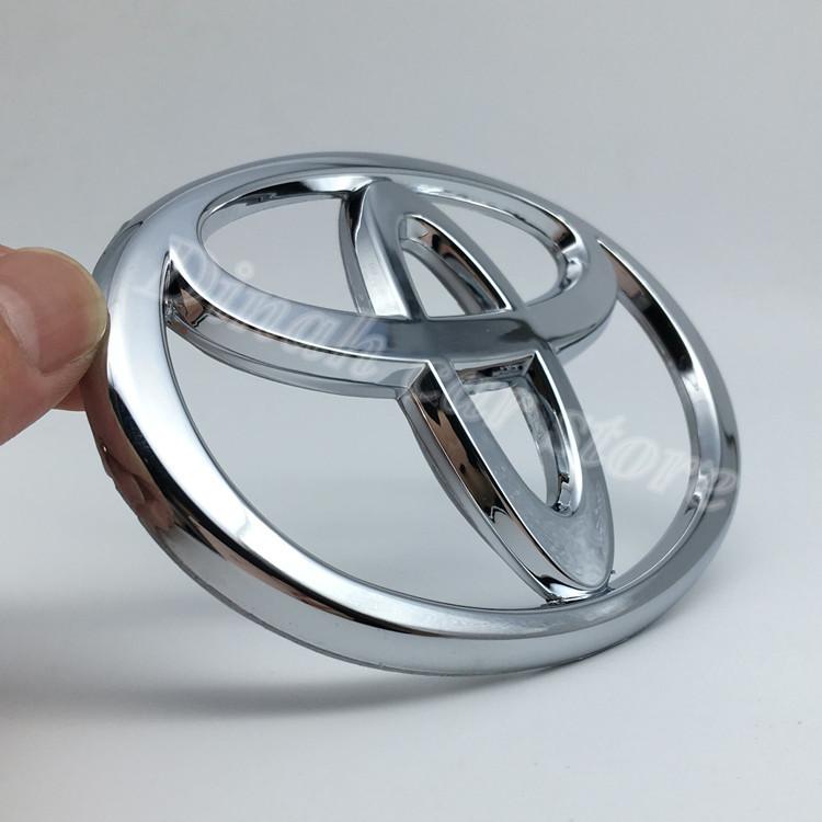 New Luxury Car Vip Emblems Sticker Crown Logo Hood Trunk: High Quality Hood Toyota Promotion-Shop For High Quality