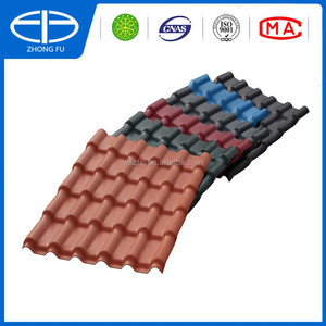 new and hot home roof types