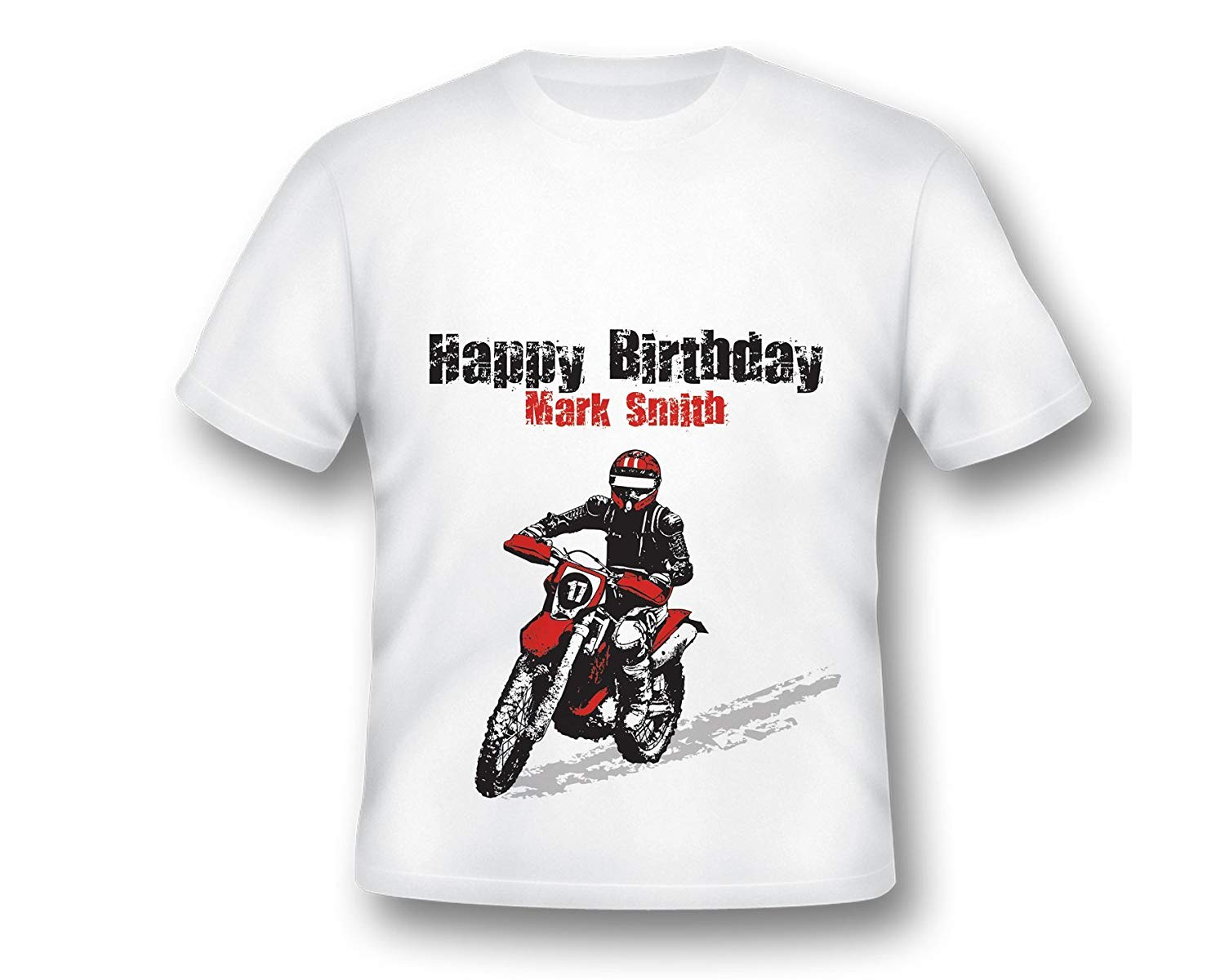 Get Quotations Birthday Printed Tee Shirt Motorcycle T Customized