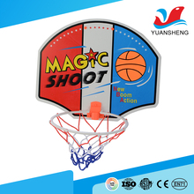 China wholesale kids indoor play portable basketball hoop for PVC bag packing