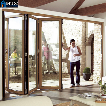 Aluminium Window Frames Prices Aluminum Glass Folding Door Chinese