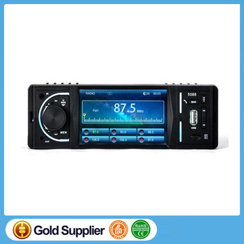 4.1 inch Screen 24V Bluetooth Car Radio Audio Stereo Rear View Camera MP5 USB SD AUX In Player with Remote Control