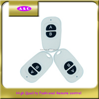 factory directly 433MHz / 315 MHz universal remote control ,transmitter, RF wireless remotes