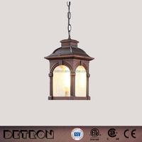Vintage Industrial Loft glass Line Pendant Lighting SP4101-M