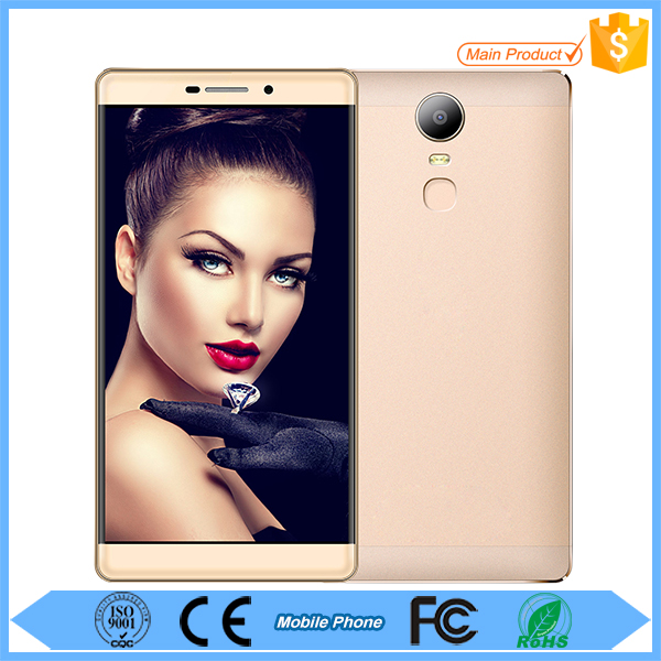 Latest Android 6.0 Inch 4G LTE Smart Phone MT6735 Cellphone 13MP FHD Ultra Slim Mobile