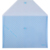 High quality cheap office filing supplies A4 pp button file folders