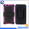 China Cheap Wireless Accessories Swivel Holster Stand Clip Phone Case For ZTE N9137