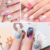 Yayoge supply new product UV gel clear nail design nail uv poly gel  with nail dryer