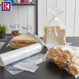 2016 Food packaging bags / poly heat clear vacuum seal pouch
