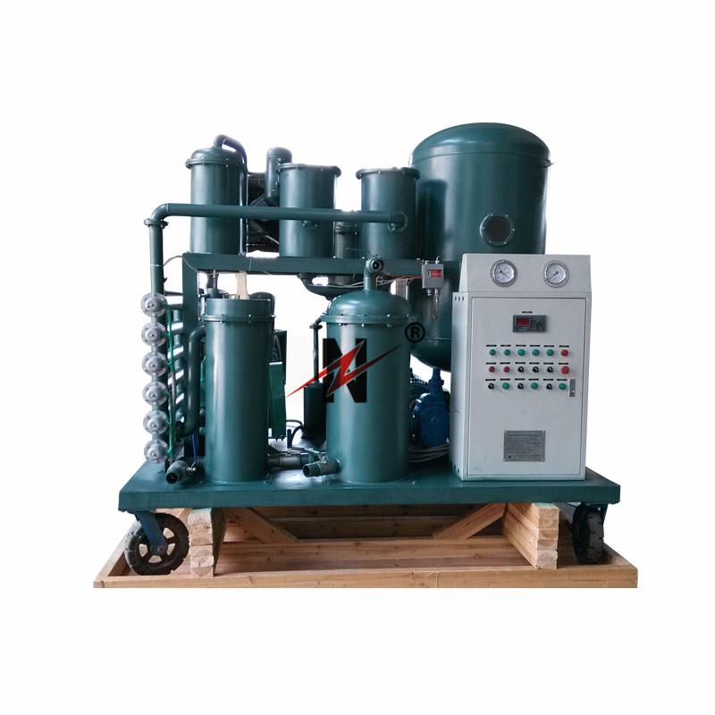 Mini Raffinerie D'huile/Séparateur D'huile et D'eau/Mobile de Raffinerie D'huile Usée