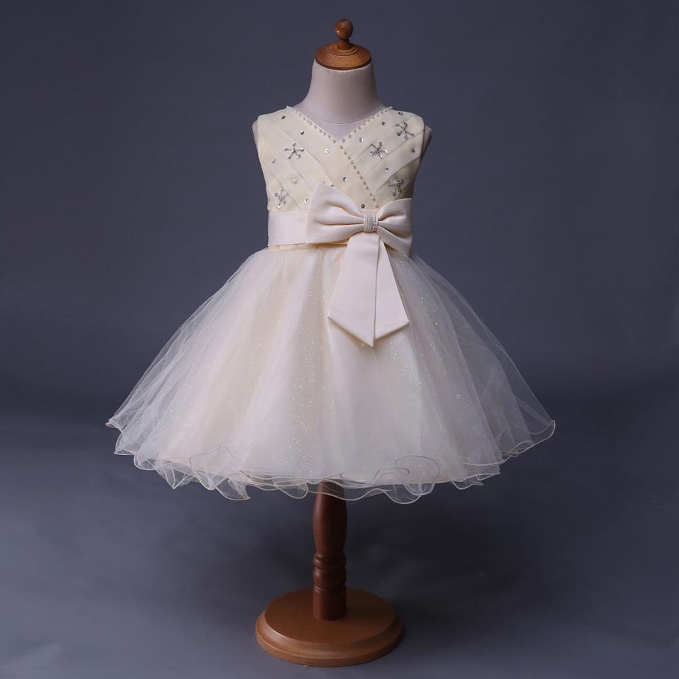 Venta al por mayor vestidos de niña 9 años-Compre online los mejores ...