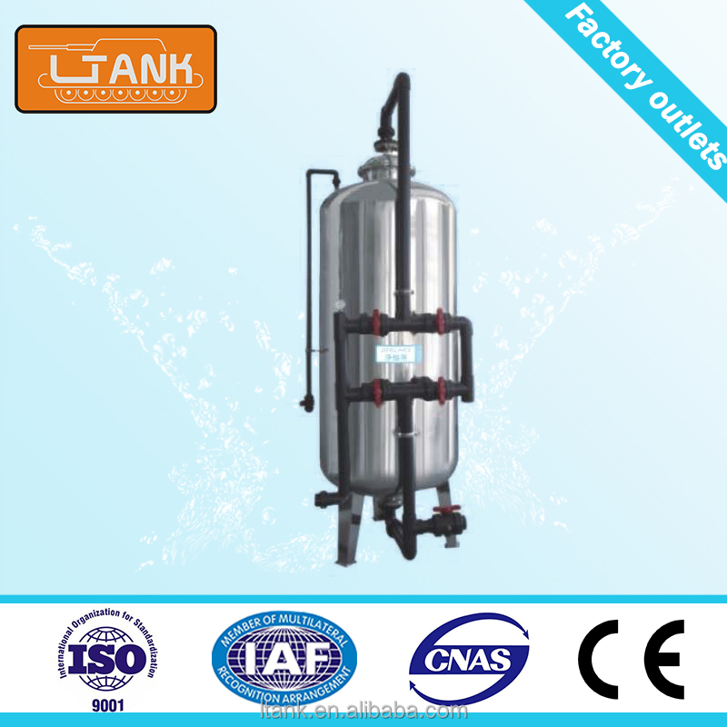 Activated Carbon Filter vessel for water preteatment