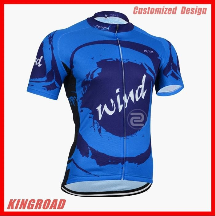 Cycling Uniform with Your Own Logos, Cycling Kits for the Team, 2014 Cycling Custom Shirts